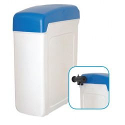 Monarch PlumbSoft Premio Non Electric Water Softener – Block or Tablet Salt